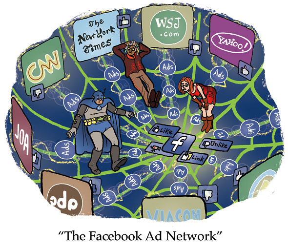 The Facebook Ad Network