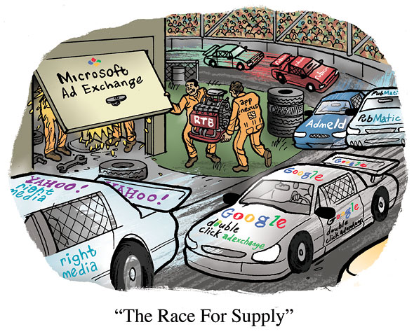 The Race For Supply