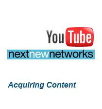 acquiring content