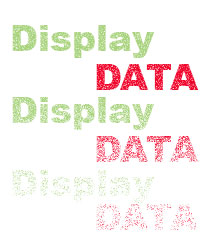 Display Data