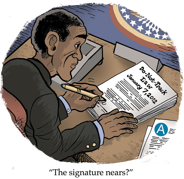 The Signature Nears?