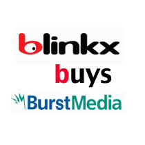 blinkx and BurstMedia