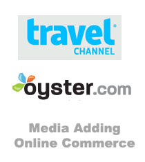 Travel Channel and Oyster