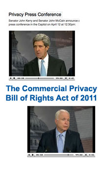 The Commercial Privacy Bill of Rights Act of 2011