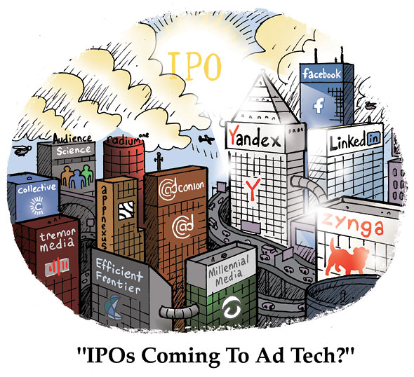 IPOs Coming To Ad Tech