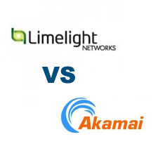 Limelight vs Akamai