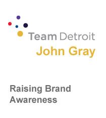 John Gray, Team Detroit