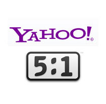 Yahoo and 5 to 1