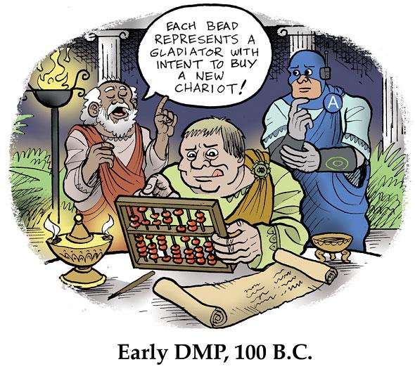 Early DMP