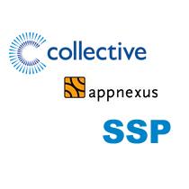Collective, AppNexus, SSP