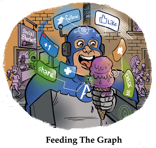 Feeding The Graph