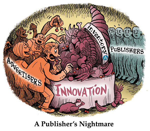 A Publisher Nightmare