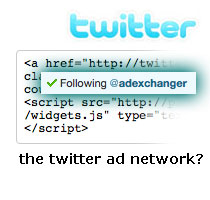 Twitter Ad Network