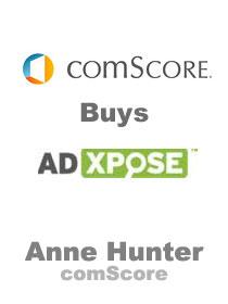 comScore Buys AdXpose
