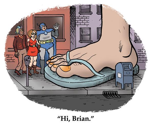 Hi Brian