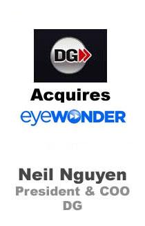 DG Buys EyeWonder