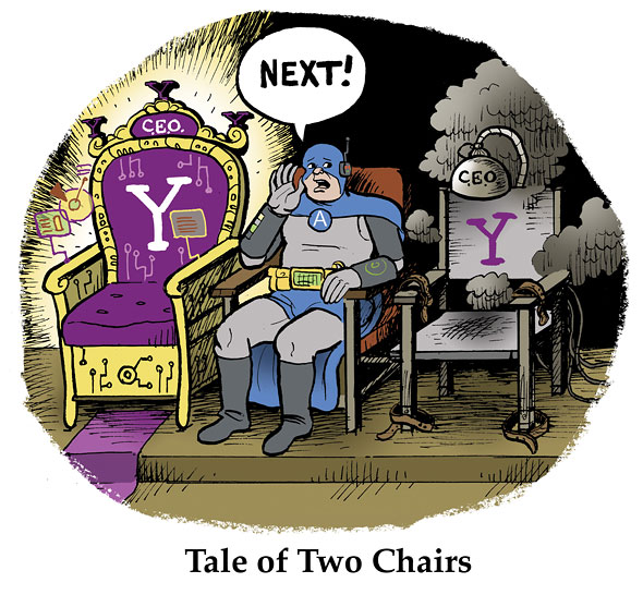 Tale Of Two Chairs