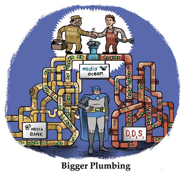Bigger Plumbing