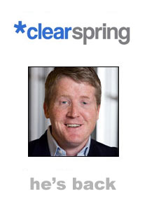 Clearspring CEO Ramsey McGrory