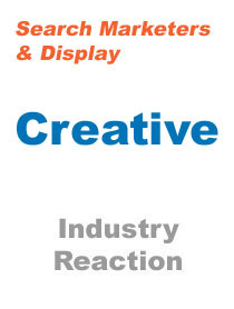 Display Creative and Search
