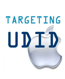 Targeting UDID