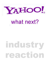 Yahoo Industry Reaction