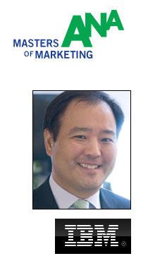 Jon Iwata of IBM