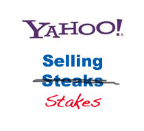 Yahoo Selling