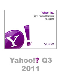 Yahoo Q3