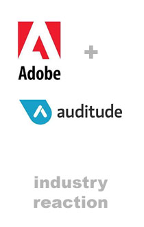 Adobe and Auditude