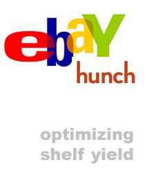 Ebay and Hunch