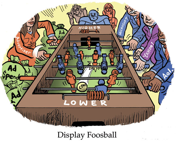 Display Foosball
