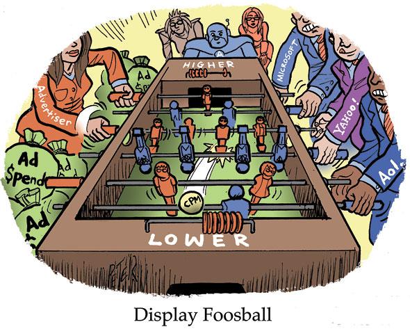 Display Foosball