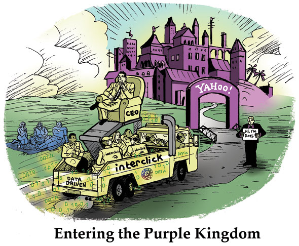 Entering The Purple Kingdom