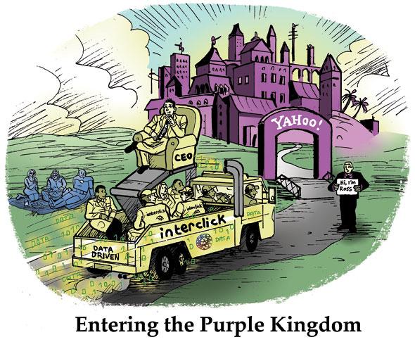 Entering The Purple Kingdom