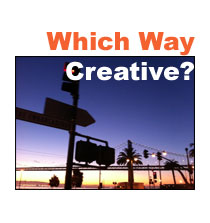Which Way Creative?