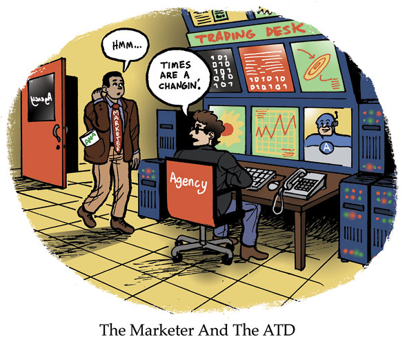 The Marketer And The ATD