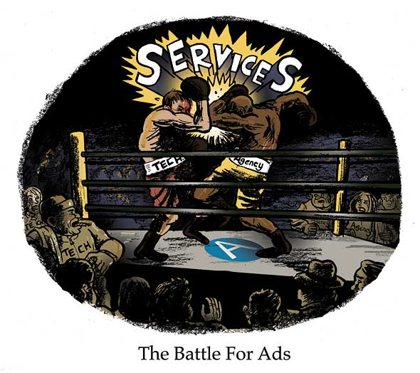 The Battle For Ads