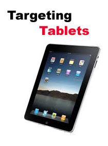 Targeting Tablets