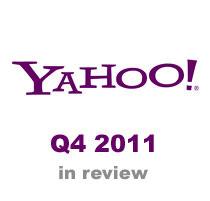 Yahoo! Q4 2011