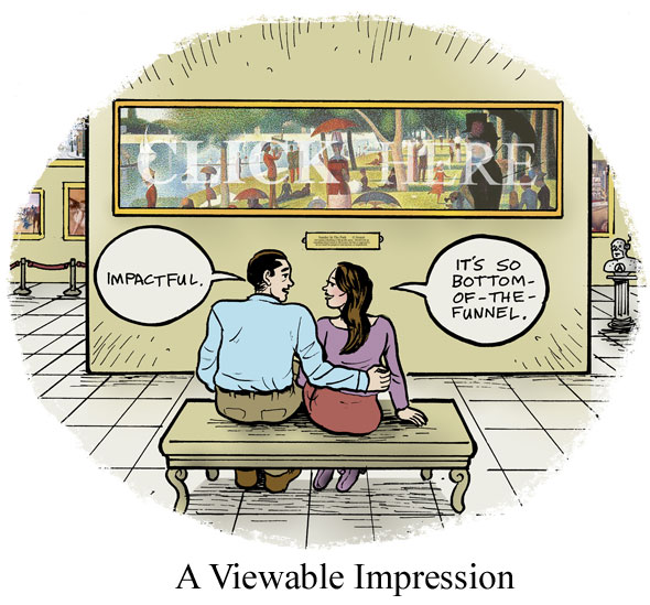 A Viewable Impression