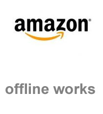 Amazon Goes Offline