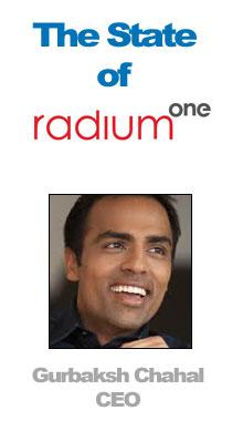 State of RadiumOne