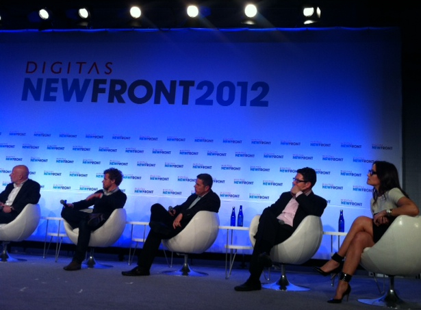 Online Superstars Offers Tips at Digitas NewFront Conference