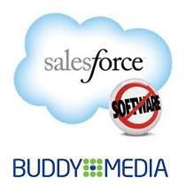 salesforce and buddy media