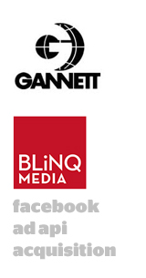 gannett and blinq