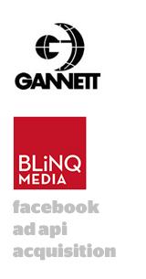 gannett and blinq