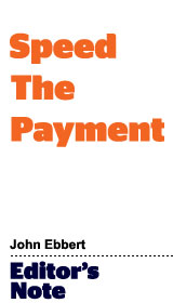 Speed The Payment