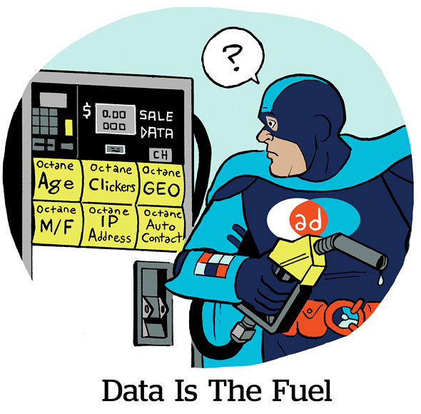 Data Is The Fuel