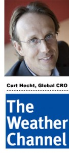 Curt Hecht, Global CRO